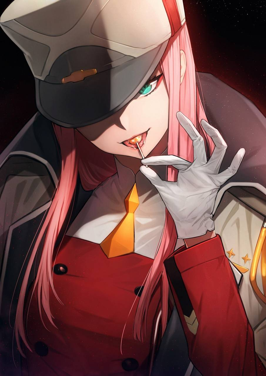 Zero Two Wallpaper By Great Warrior 666 B3 Free On Zedge