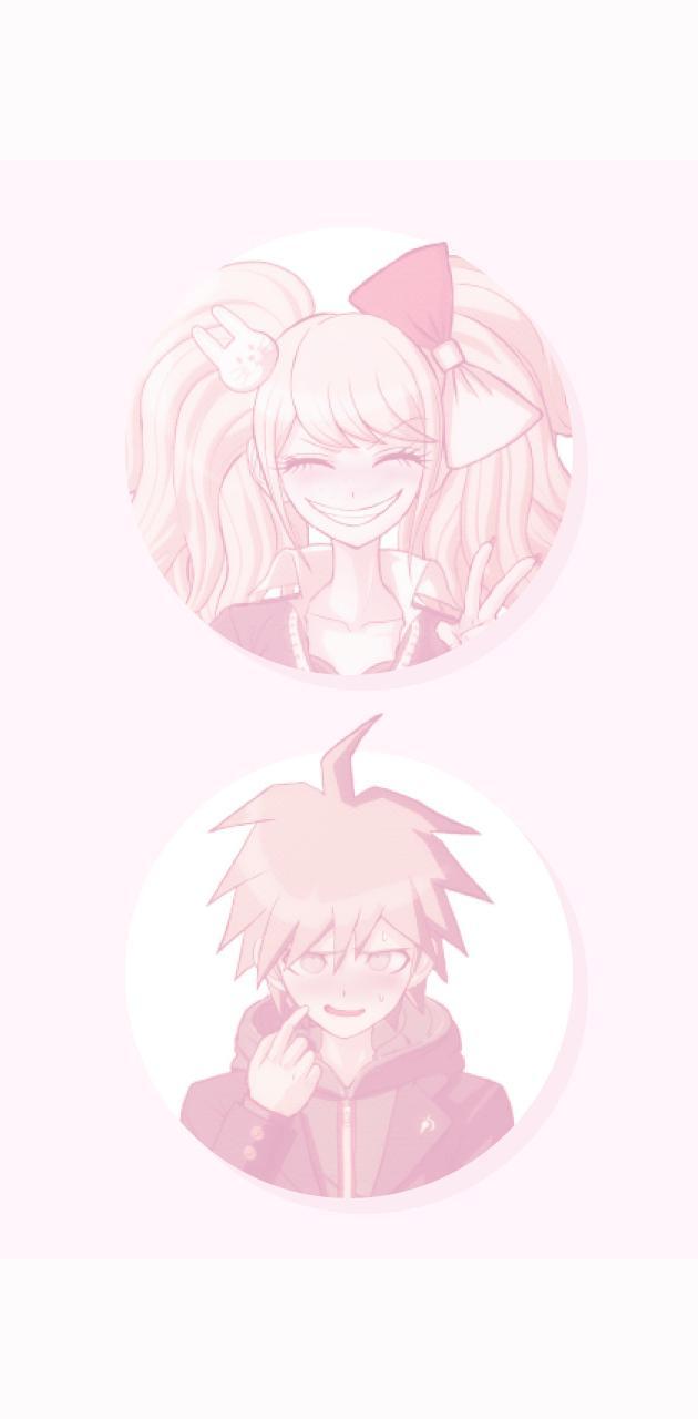 Junko and Naegi