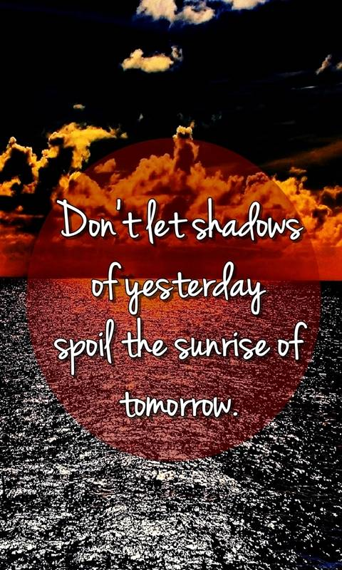 dont let shadows