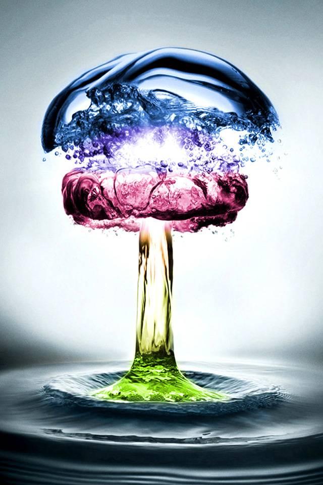 Water nuke