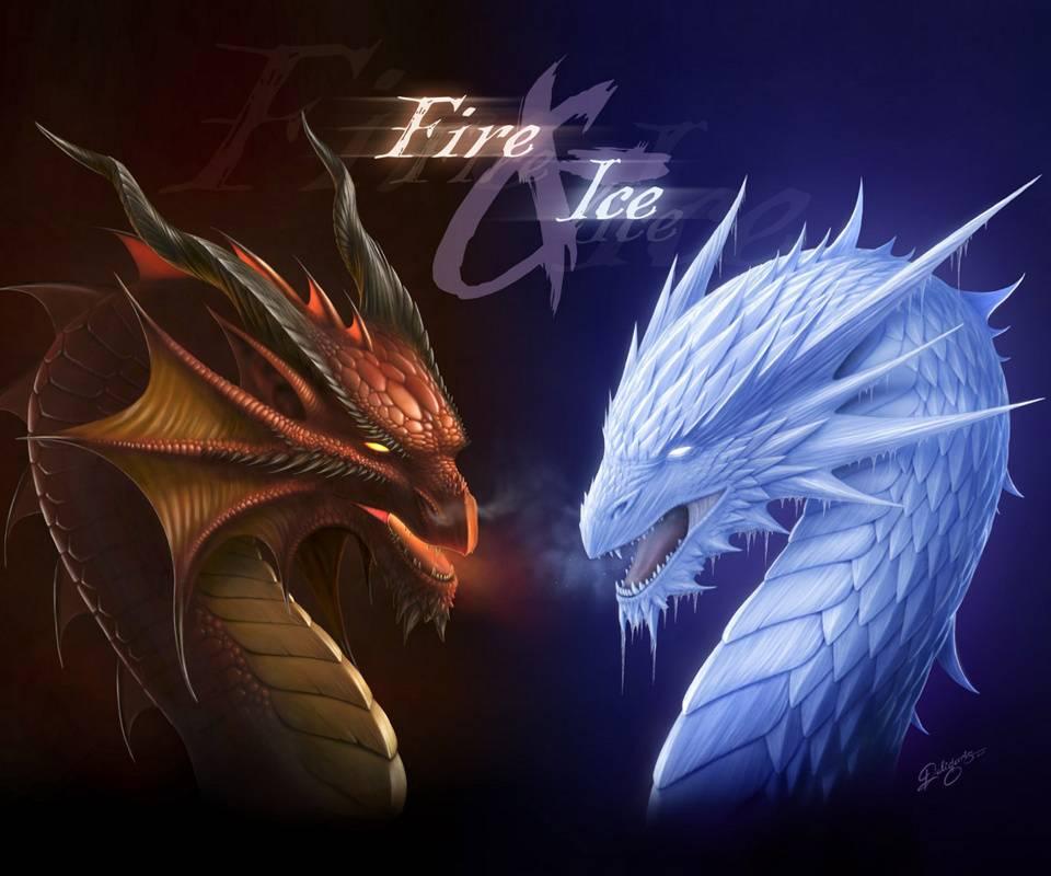 Fireice Dragon
