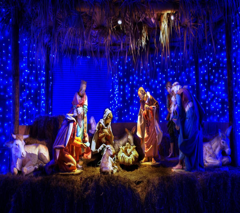 Nativity Scene HD