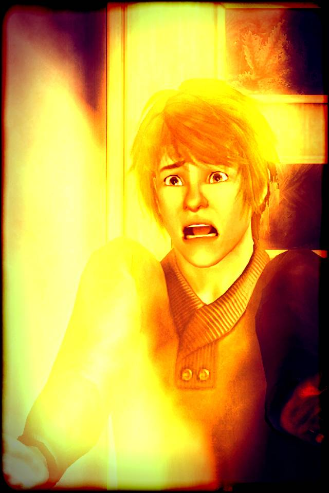 Sims 3 Fire