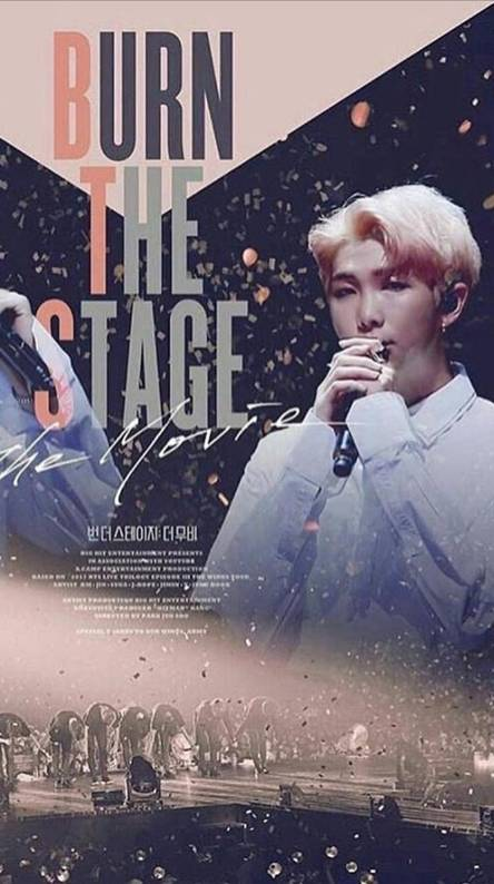 RM - Burn The Stage