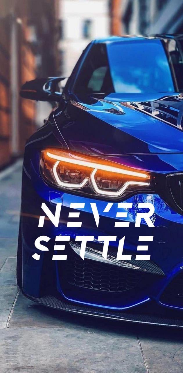 Never settle hd 1