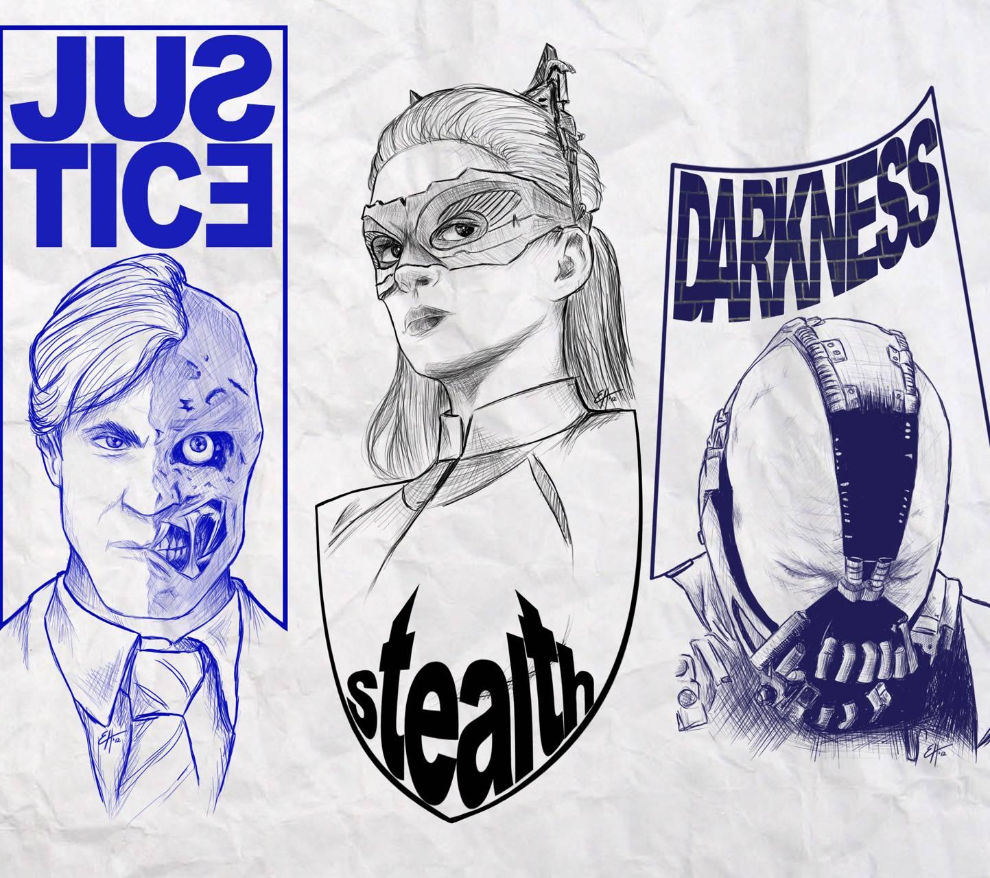 Batman Enemies
