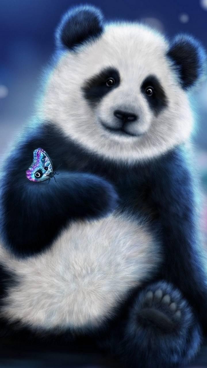 PANDA BEAR wallpaper by hende09 - ef