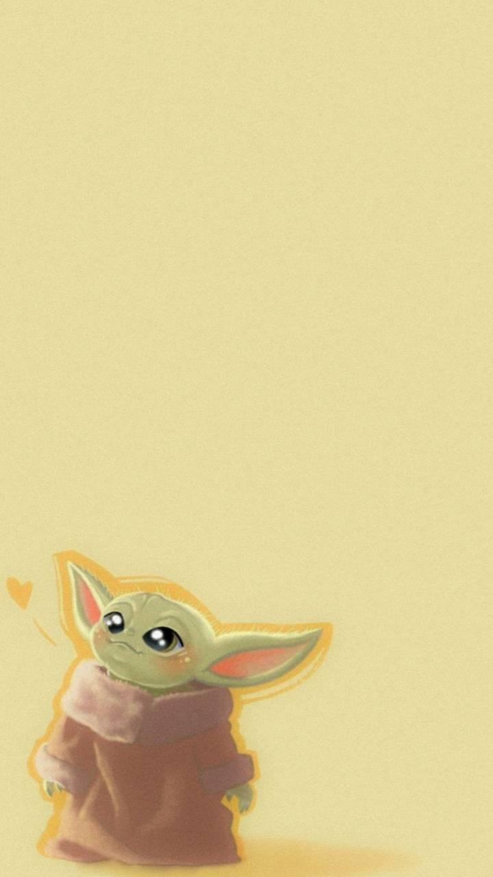 Baby Yoda Wallpaper Phone