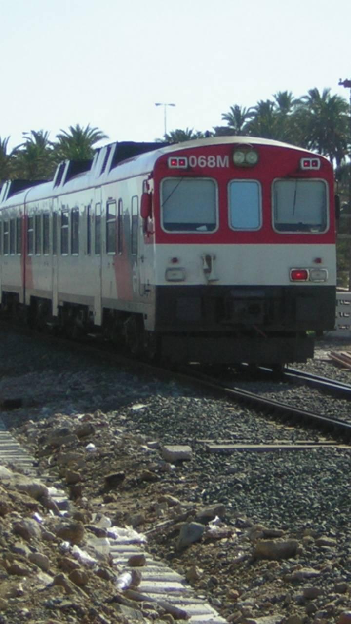 RENFE 592 Cercanias
