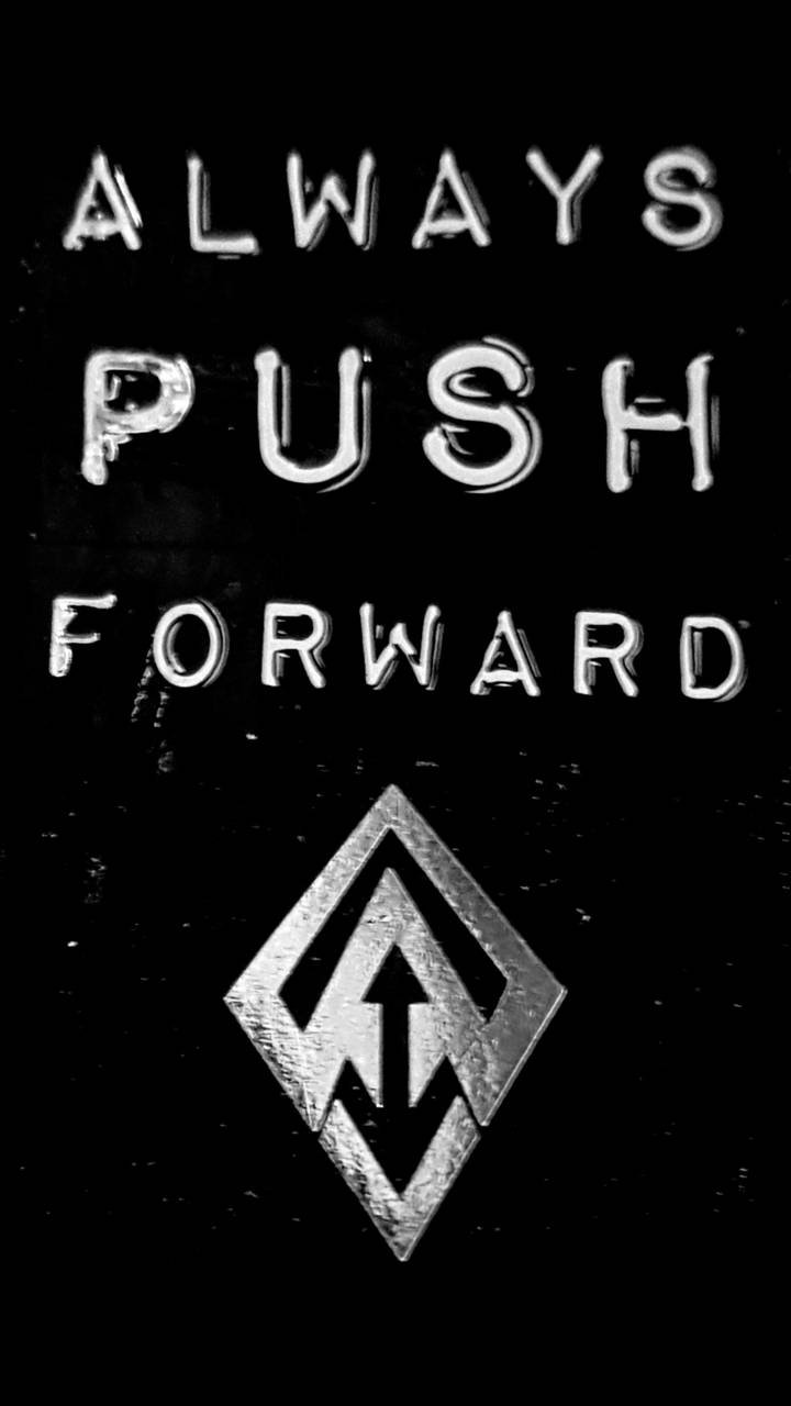 Always Push Forward
