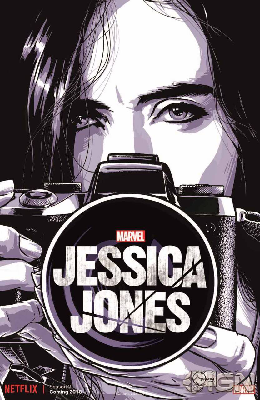 Jessica Jones Wallpaper By Silverbull735 F7 Free On Zedge