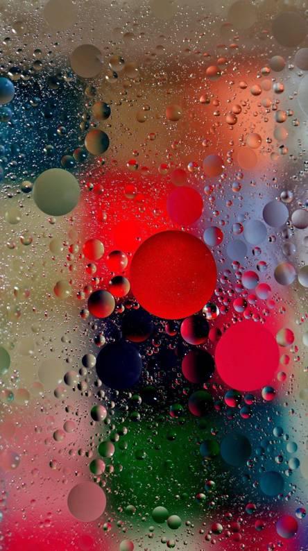wet bubbles