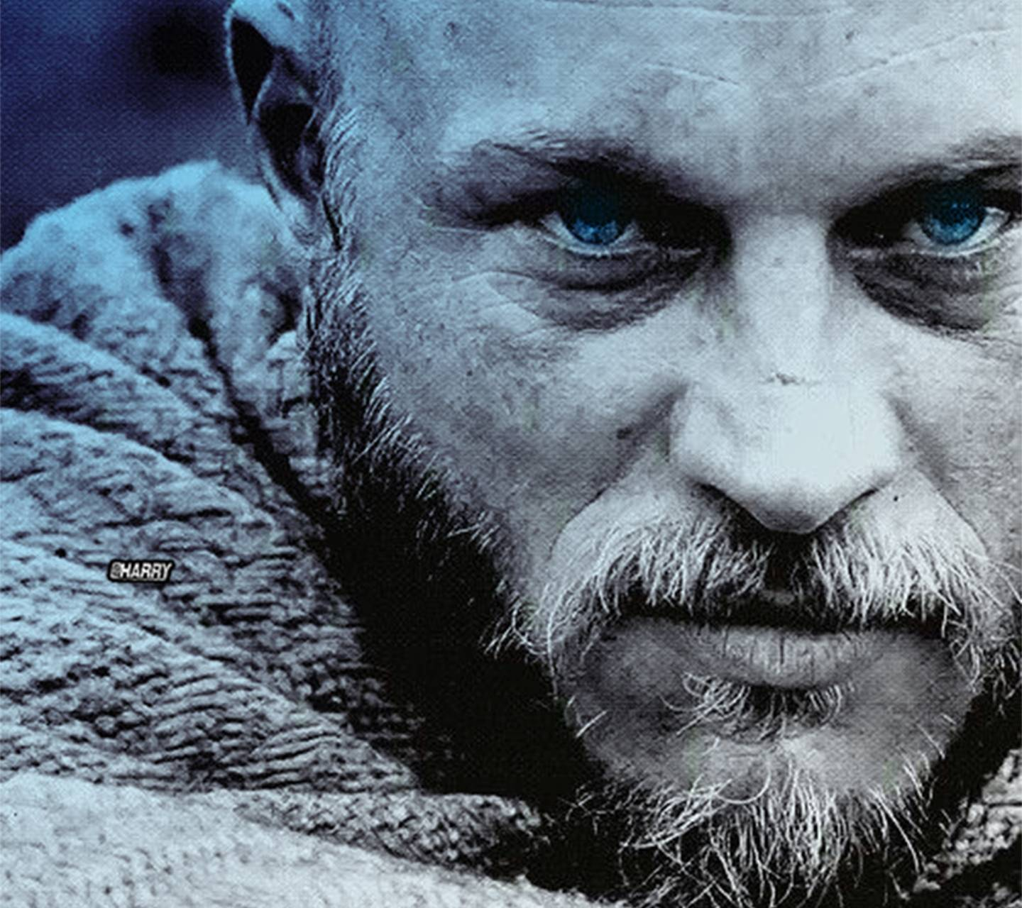 Ragnar Lothbrok Wallpaper By Harrycool15
