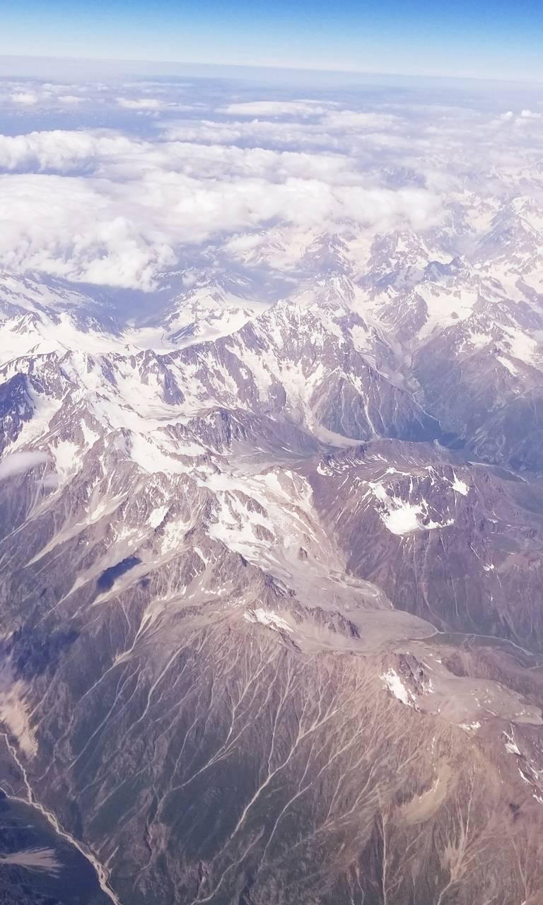 Leviathans Mountains