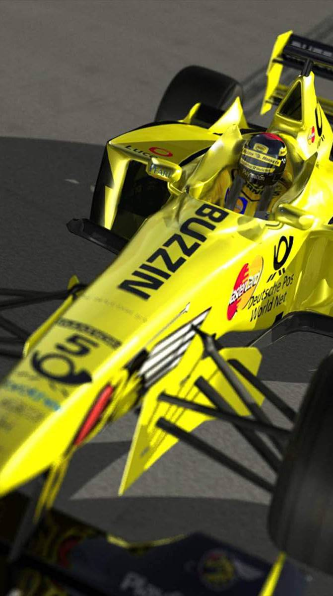 F1 Car 1