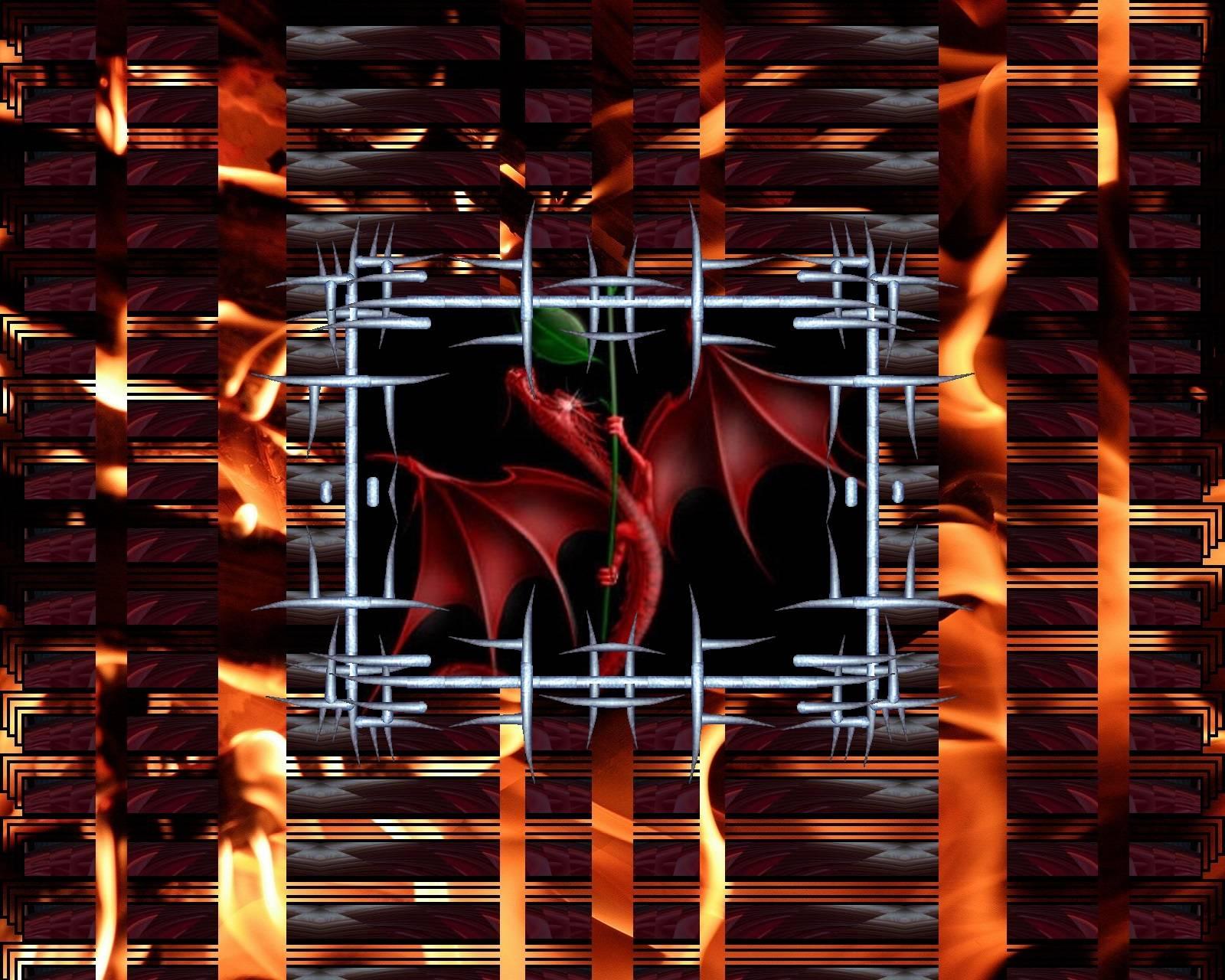 Flaming Hot Dragon