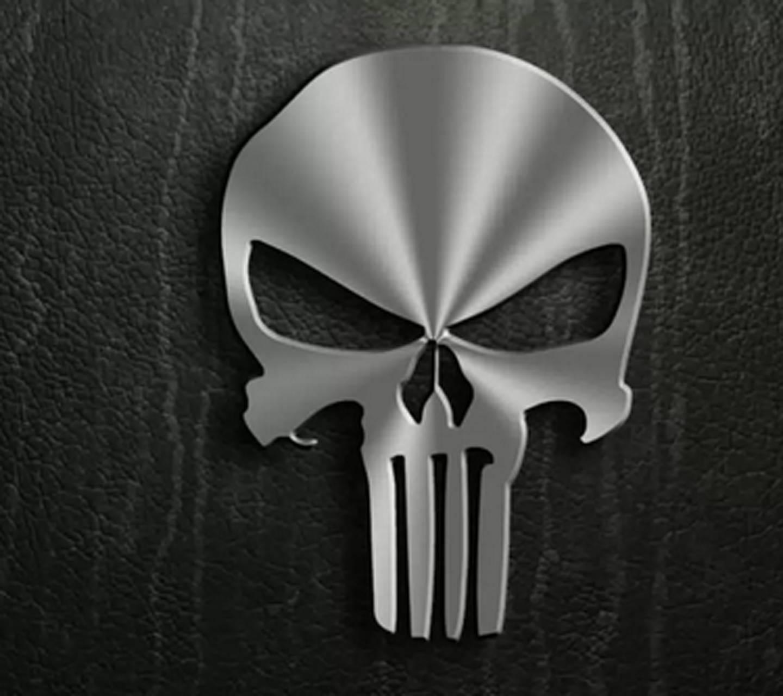 Punisher Symbol Wallpaper