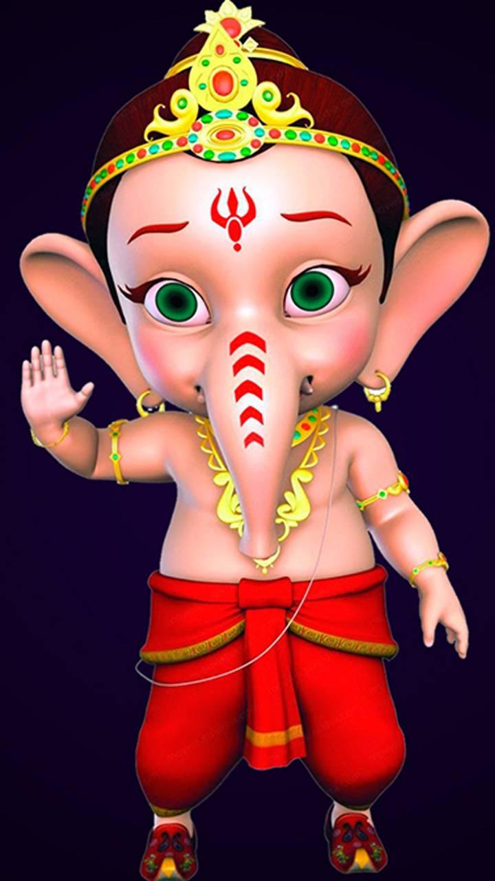 Bal Ganesha