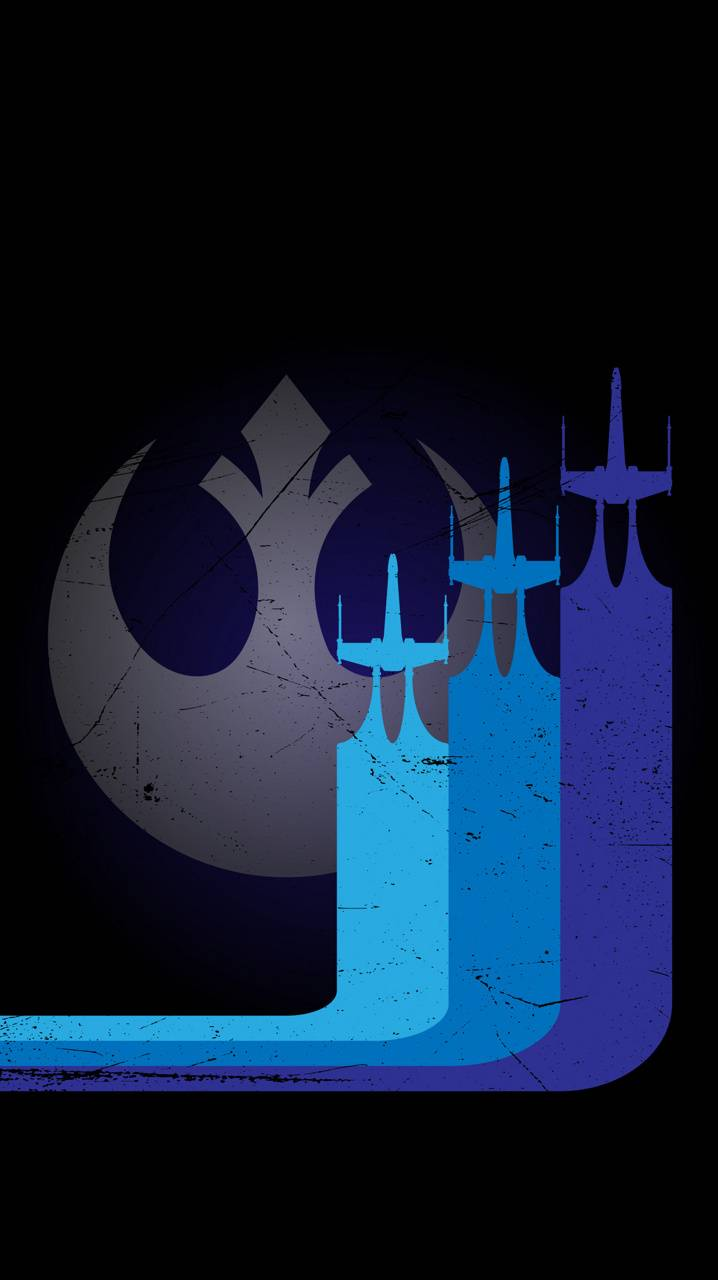 X-Wing Blue Squadron