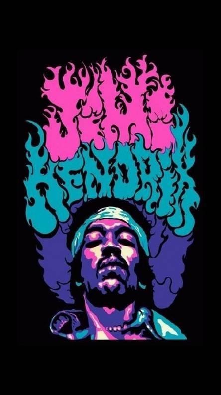 Jimi Hendrix Wallpapers Free By Zedge