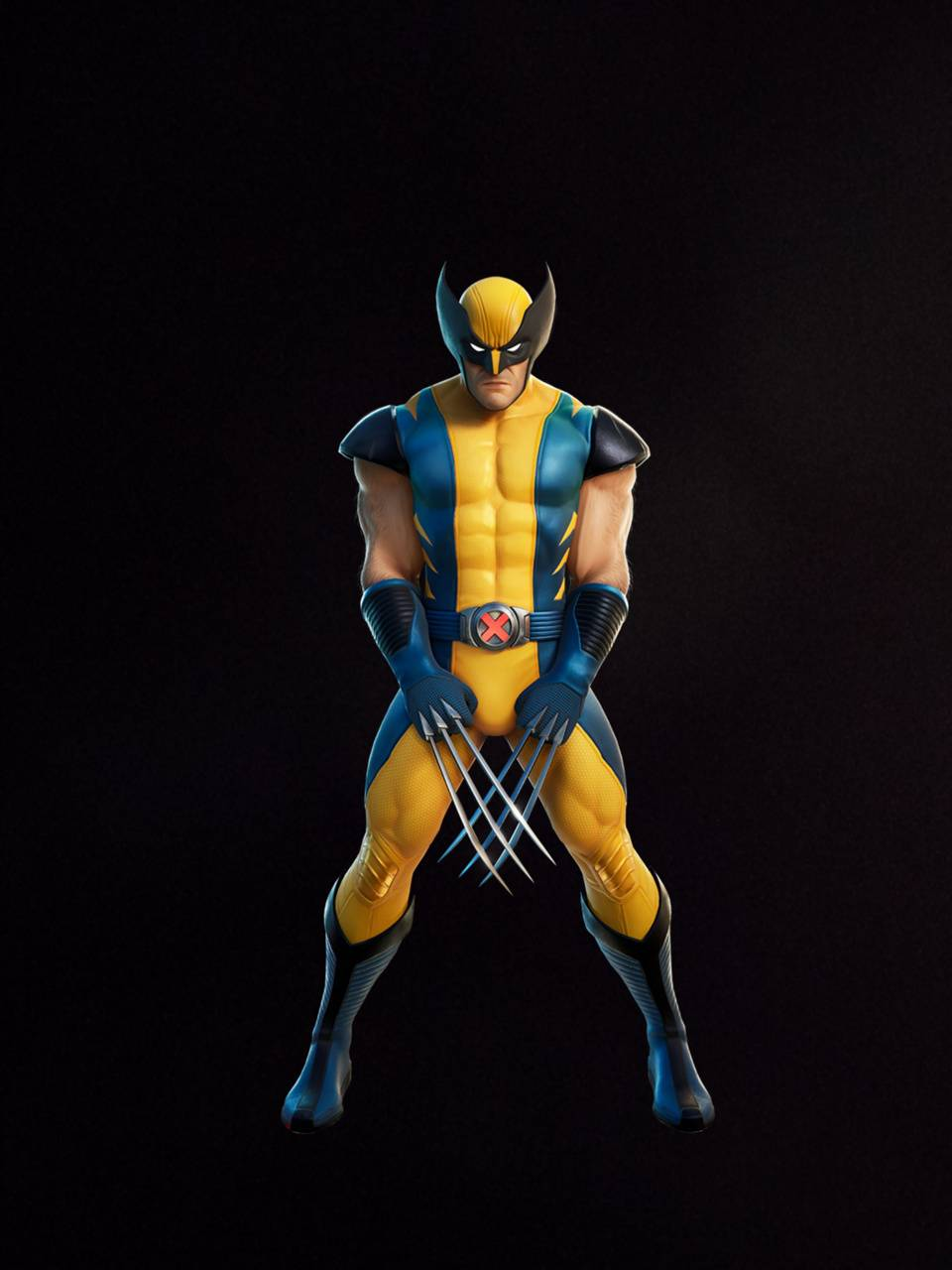 Wolverine Fortnite Wallpaper By Conaua 1a Free On Zedge