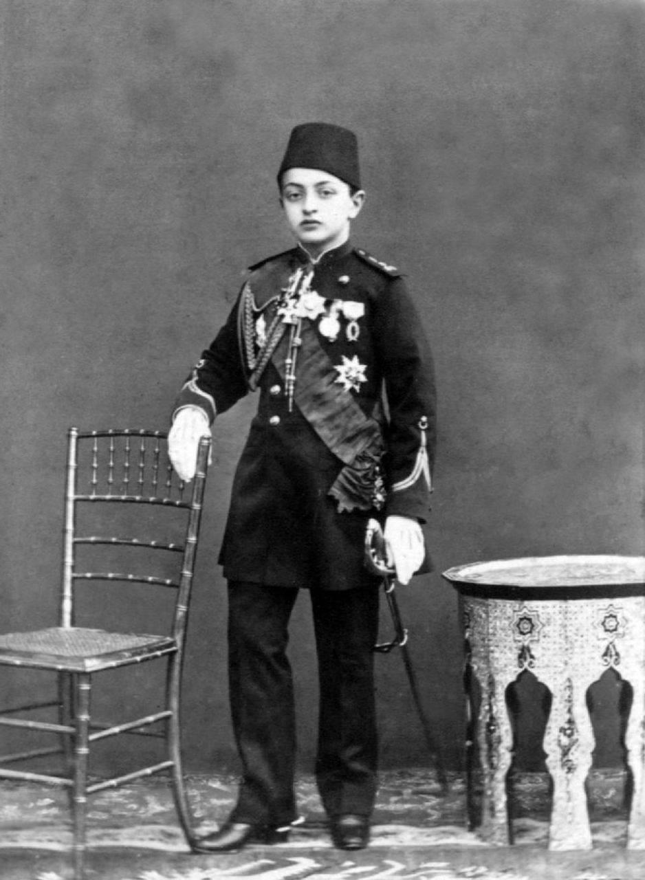 Abdulhamit Cocukluk