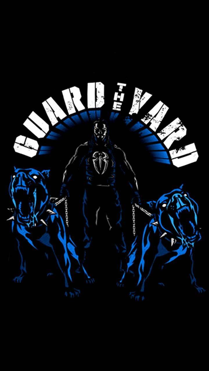 Guard the Yard
