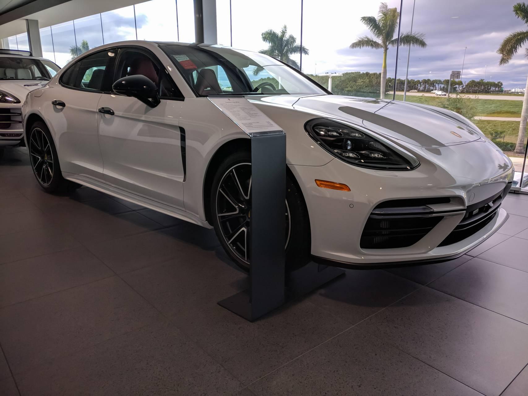HD Porsche