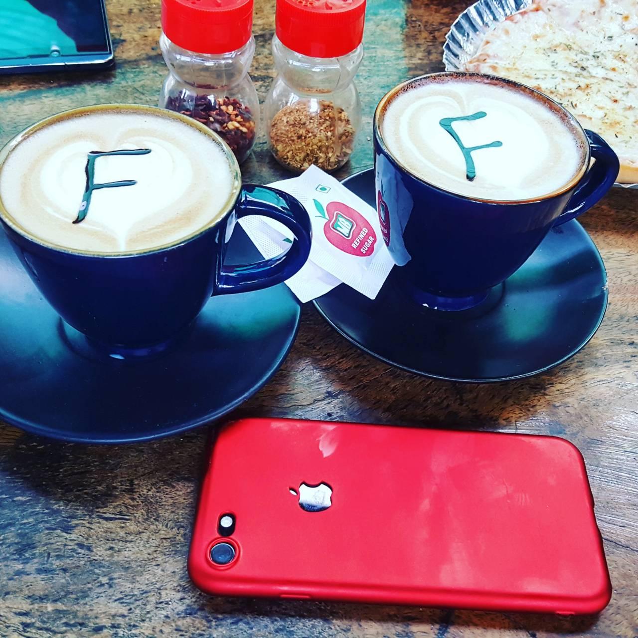 Coffee iphone