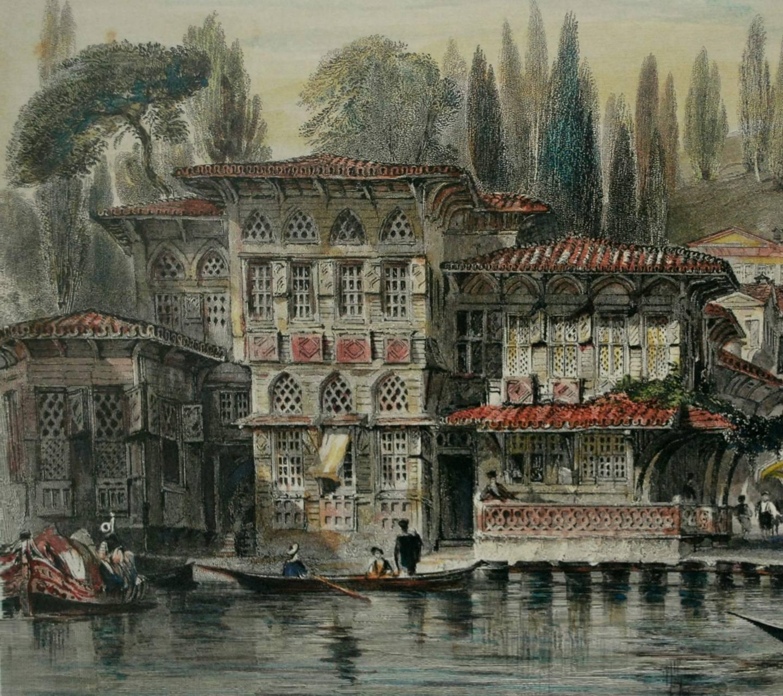 oriental mansion