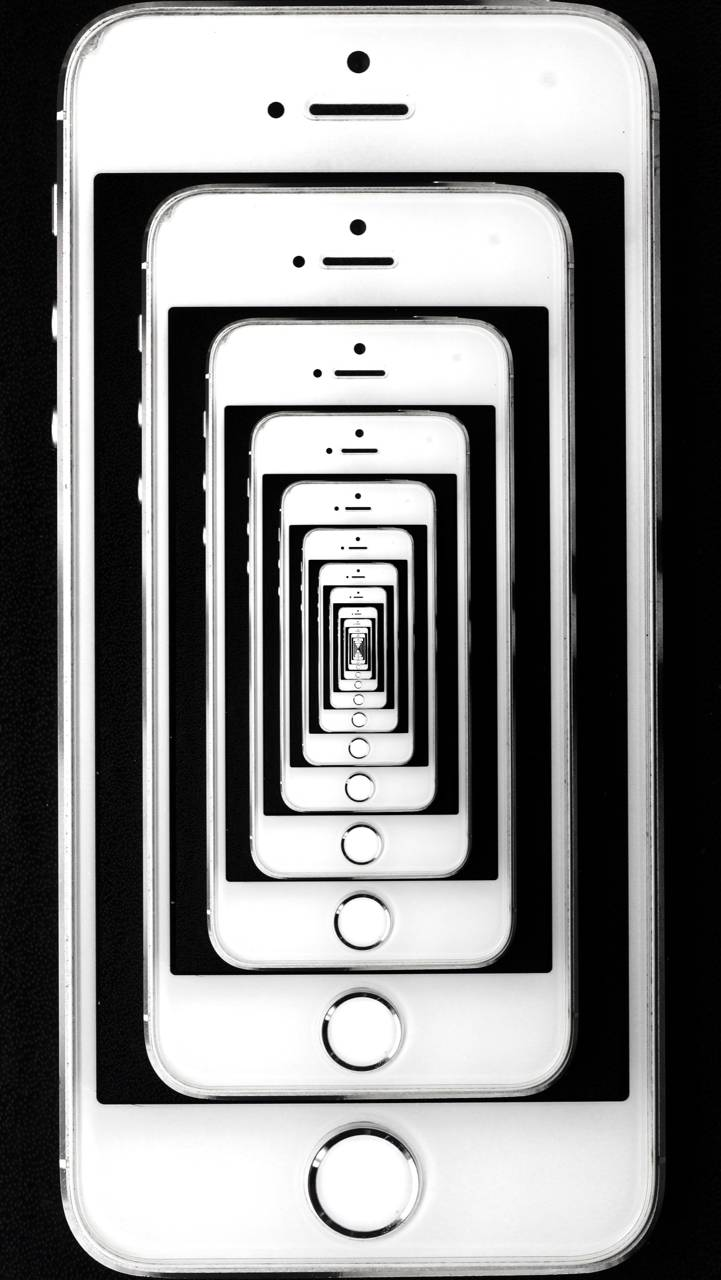 illusion iphone 5s