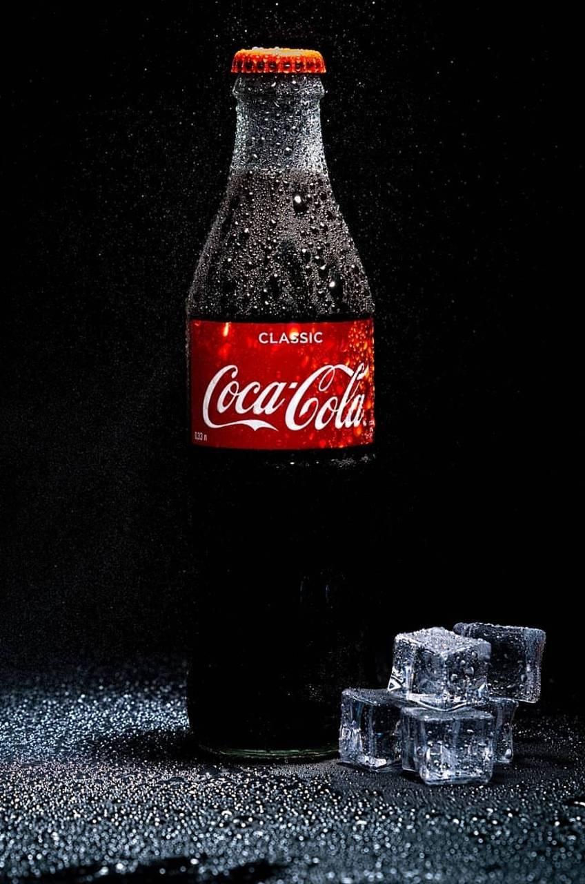 Diet Coke Ice