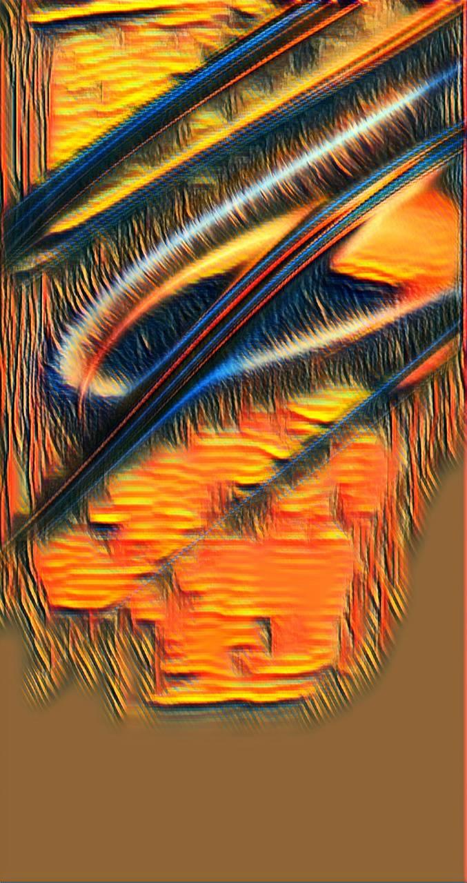 Mind blow art