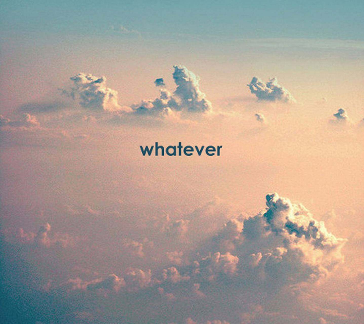 Whatever Clouds