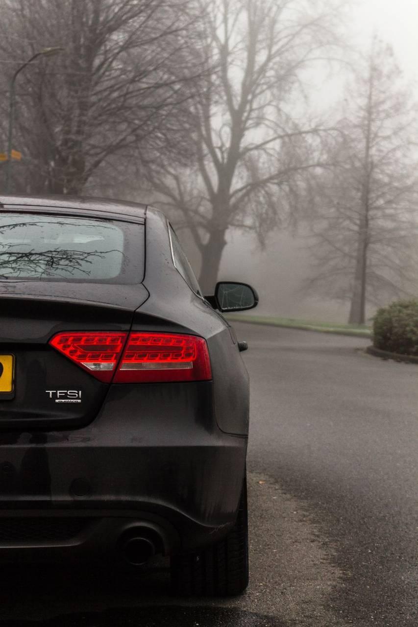 Morning Audi