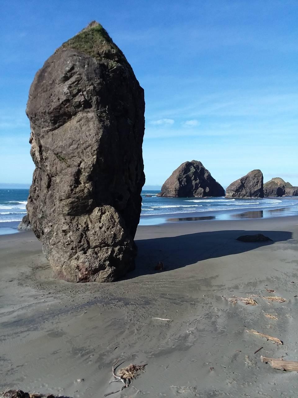 Pinnacle of the Sea