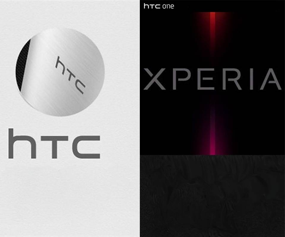XPERIA and HTC