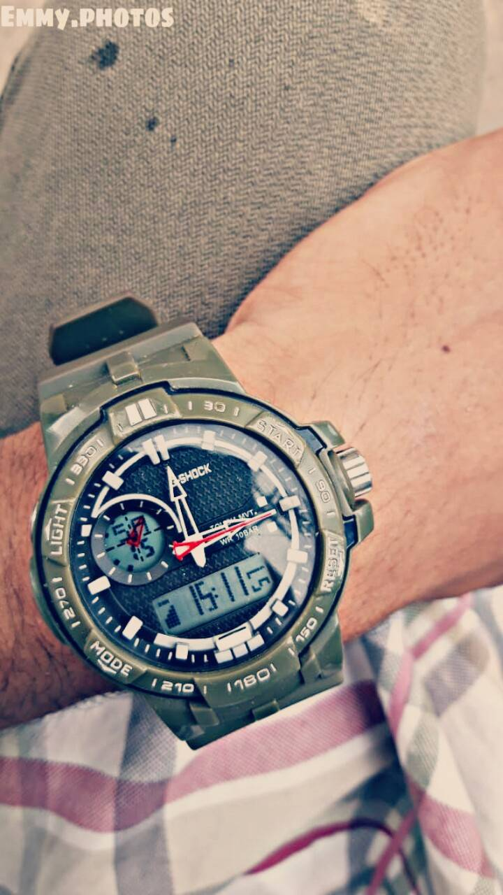 Watch and time
