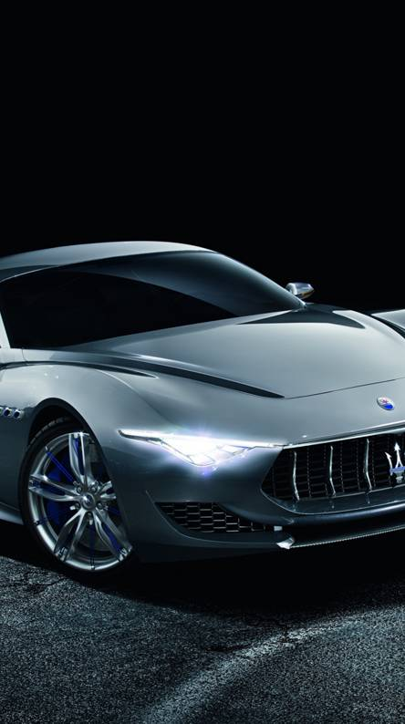 Concept Maserati