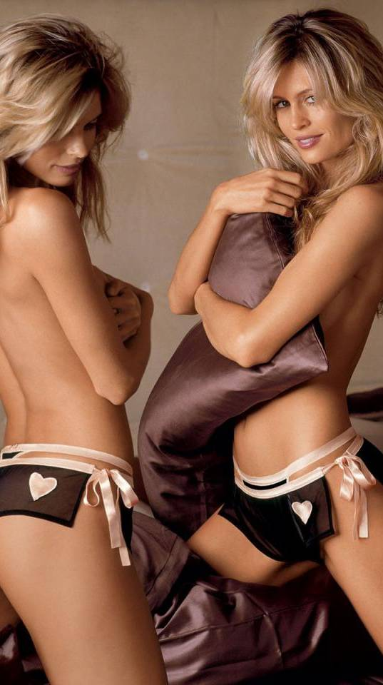 Twin Beauties