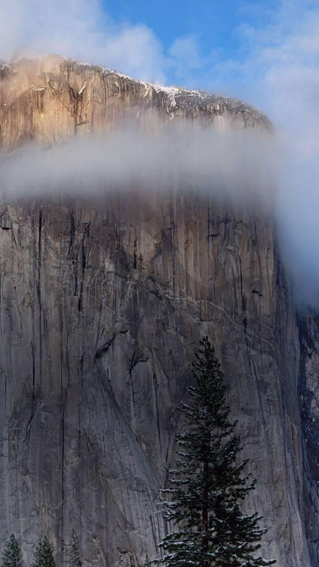 iOS 8 Mountain