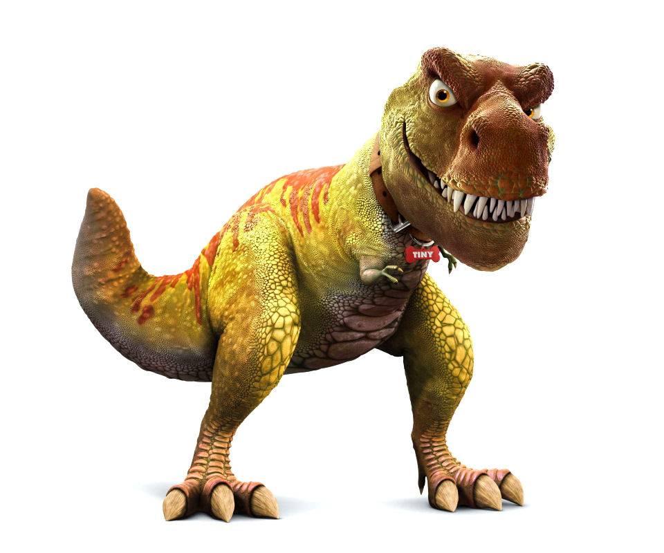 Tiny The T Rex