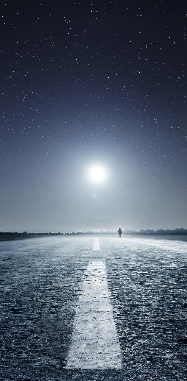 Walk to moon