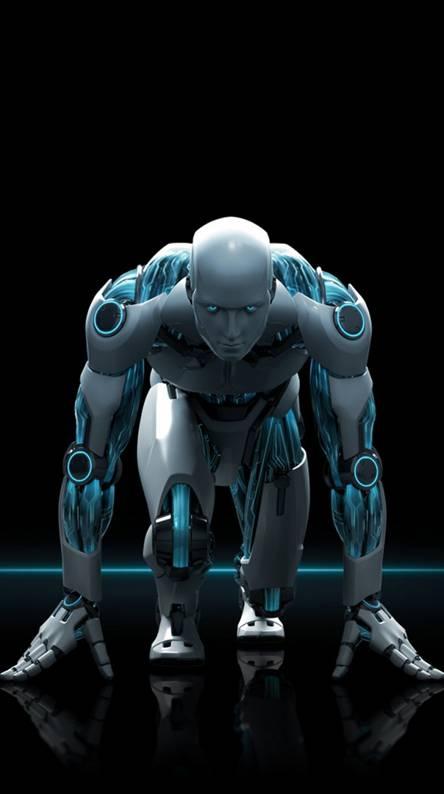 Robot Auntivirus