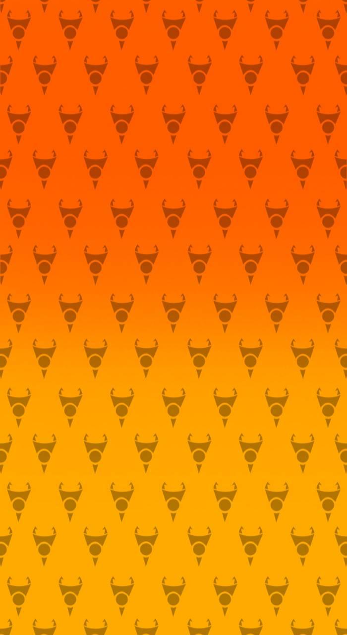Orange Irken Invader