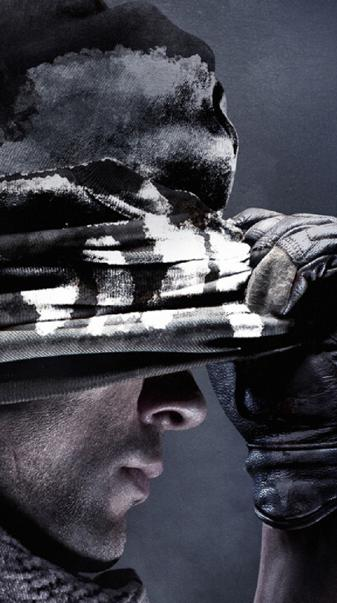 Ghost call of duty