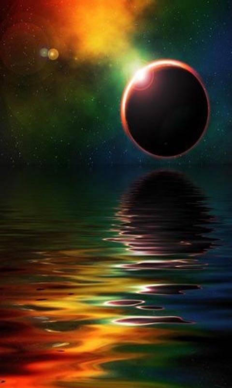Amazing Moonscape