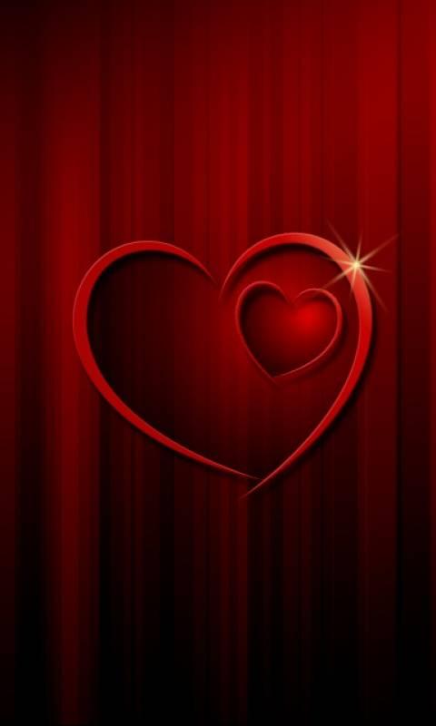 beautiful heart abst