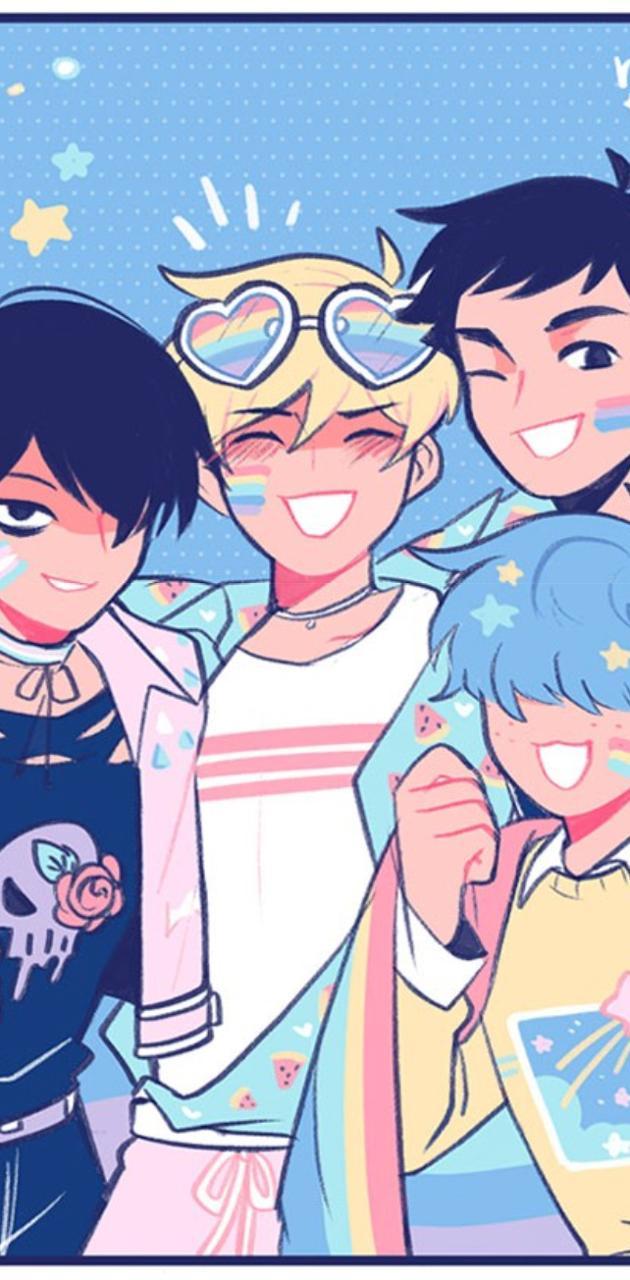boyfriends webtoon