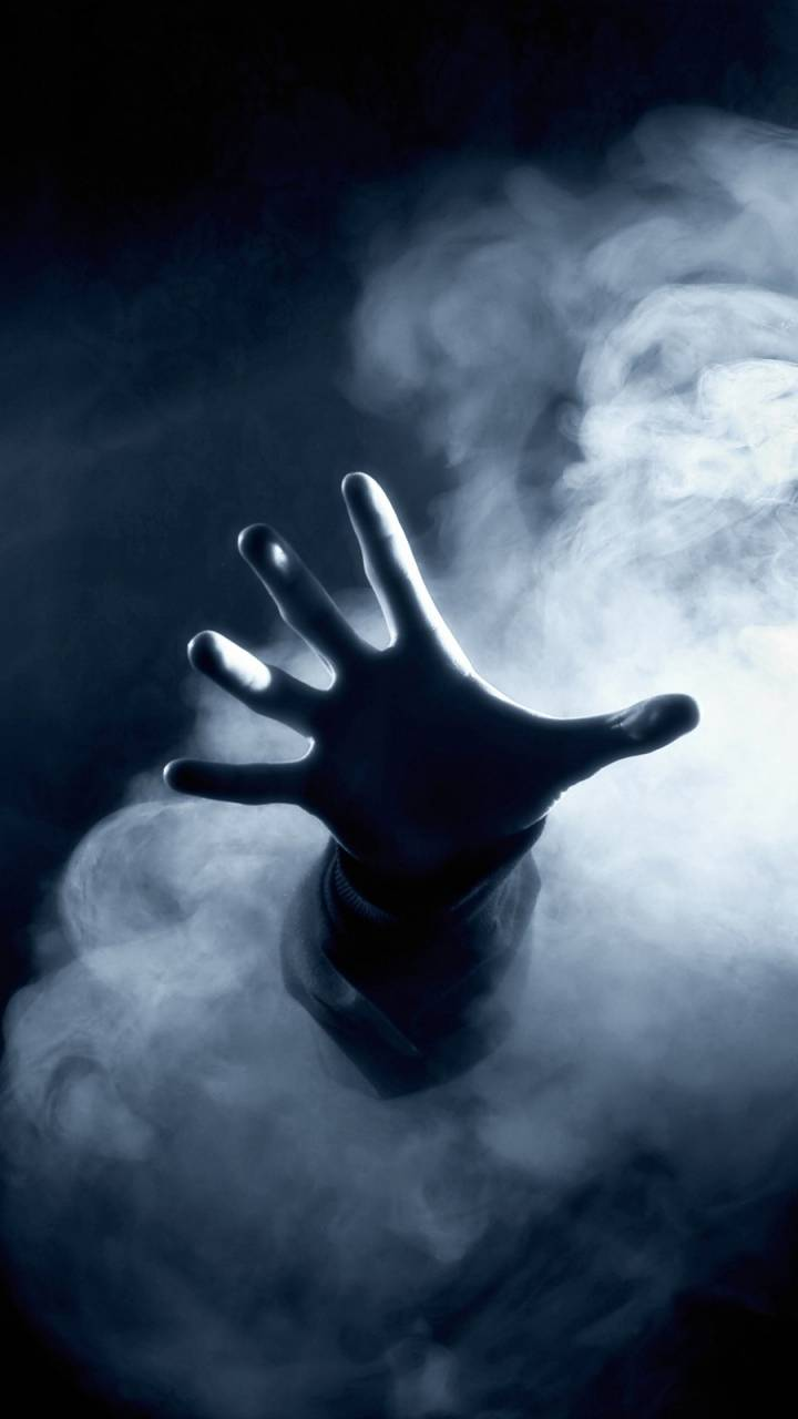 Hand From Fog